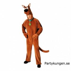 Scooby doo halloween-dräkter